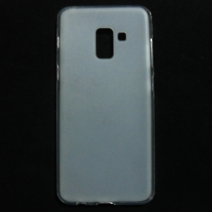 65eeee504 Capa Samsung Galaxy A8 2018 Gel - Transparente Fosco por 2